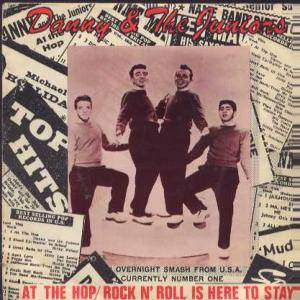 Danny & The Juniors: At The Hop / Rock And Roll Is Here To Stay - Cover