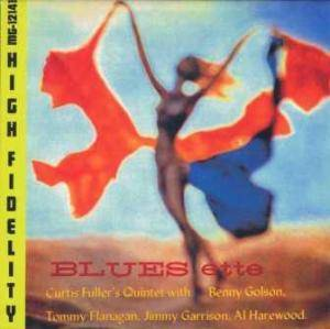 Cover - Curtis Fuller: Blues-Ette