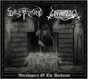 Cover - Demonic Slaughter: Worshippers Of The Darkness