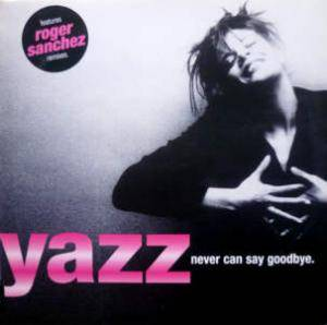 Cover - Yazz: Never Can Say Goodbye