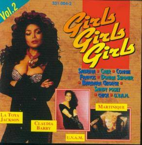 Cover - Ruby Winters: Girls-Girls-Girls  Vol.2