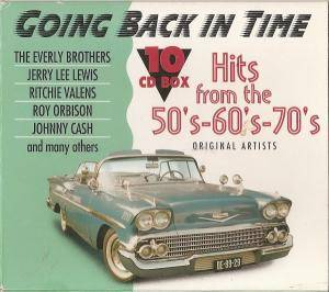 Going Back In Time - Hits From The 50's - 60's - 70's - Cover