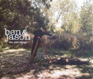 Cover - Ben & Jason: Wild Things, The