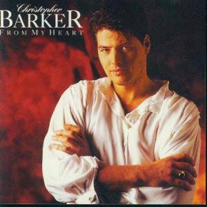 Cover - Christopher Barker: From My Heart