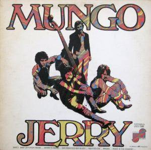 Cover - Mungo Jerry: Mungo Jerry