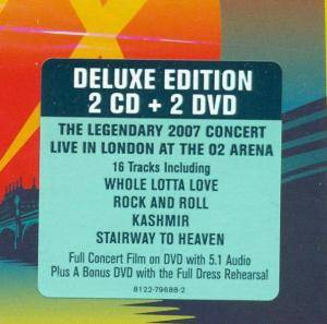 Led Zeppelin: Celebration Day (2-CD + 2-DVD) - Bild 3