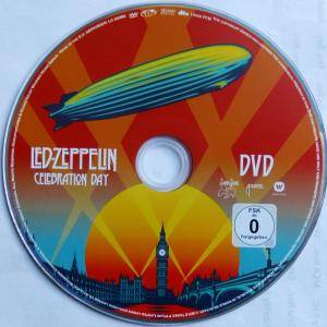 Led Zeppelin: Celebration Day (2-CD + 2-DVD) - Bild 7