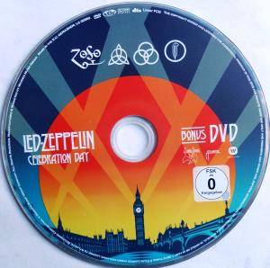 Led Zeppelin: Celebration Day (2-CD + 2-DVD) - Bild 8