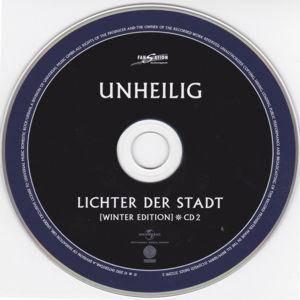 unheilig lichter der stadt 2 cd 2012 limited edition. Black Bedroom Furniture Sets. Home Design Ideas