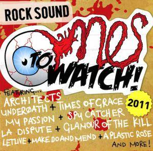 Cover - Boy Jumps Ship: Rock Sound Ones To Watch 2011