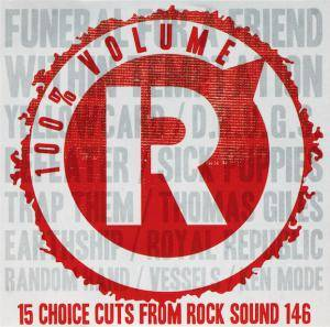 Rock Sound 100% Volume #146 - Cover