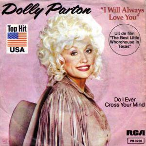 Cover - Dolly Parton: I Will Allways Love You