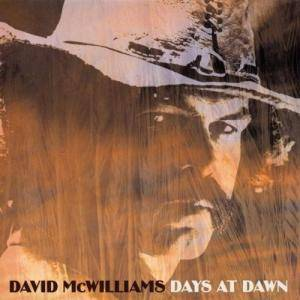 Cover - David McWilliams: Days At Dawn