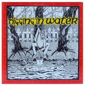 Digging In Water - Cover