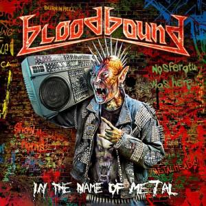 Cover - Bloodbound: In The Name Of Metal