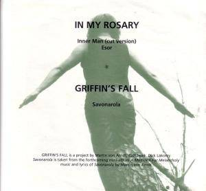 Cover - In My Rosary: In My Rosary / Griffin's Fall