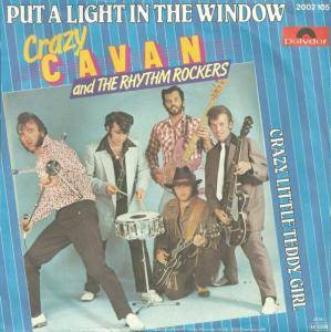 Crazy Cavan & The Rhythm Rockers: Put A Light In The Window - Cover