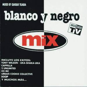 Cover - Atlantic Ocean: Blanco Y Negro Mix 1