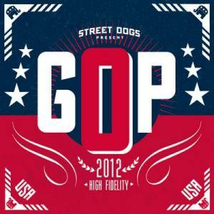 Cover - Street Dogs: Gop