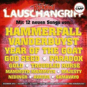 Rock Hard - Lauschangriff Vol. 017 (CD) - Bild 1