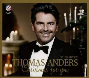 Cover - Thomas Anders: Christmas For You