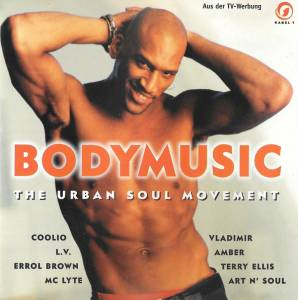 Bodymusic - The Urban Soul Movement - Cover