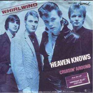 Cover - Whirlwind: Heaven Knows
