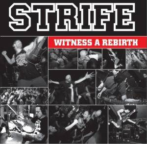 Cover - Strife: Witness A Rebirth