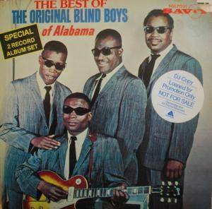 Cover - Blind Boys Of Alabama, The: Best Of The Original Blind Boys Of Alabama, The