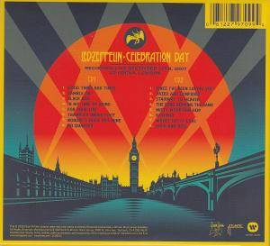 Led Zeppelin: Celebration Day (2-CD) - Bild 2