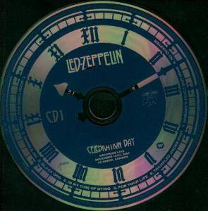 Led Zeppelin: Celebration Day (2-CD) - Bild 3