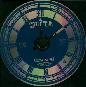 Led Zeppelin: Celebration Day (2-CD) - Bild 4