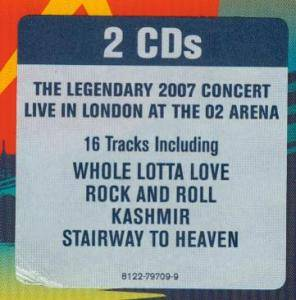 Led Zeppelin: Celebration Day (2-CD) - Bild 6