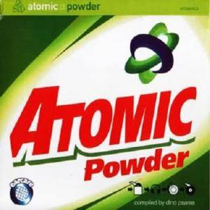 Cover - Eat Static: Atomic Powder