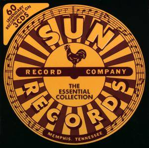 Cover - David Edwards: Sun Records - The Essential Collection