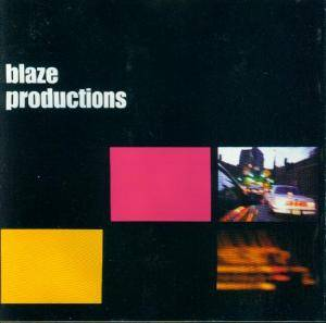 Cover - Blaze: Blaze Productions