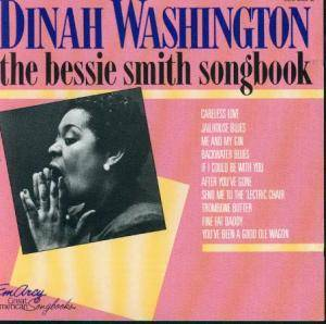 Cover - Dinah Washington: Dinah Sings Bessie Smith