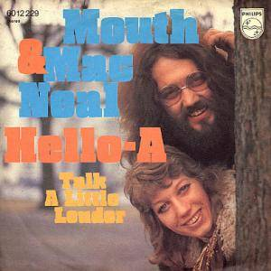 Mouth & MacNeal: Hello-A - Cover