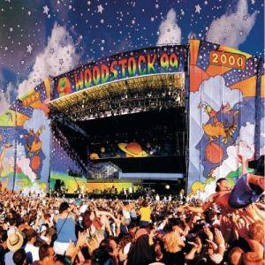 Woodstock 99 - Cover