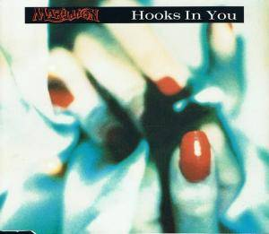 Marillion: Hooks In You - Cover