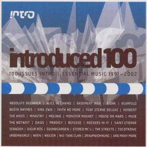 Introduced 100 - Essential Music 1991-2002 - Cover