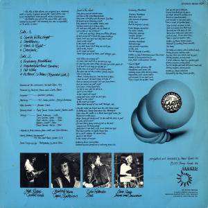 Manfred Mann's Earth Band: Nightingales & Bombers (LP) - Bild 3