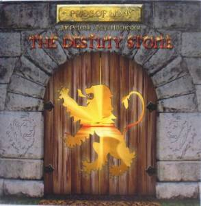 Cover - Pride Of Lions: Destiny Stone, The