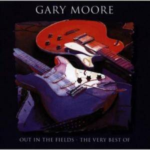Gary Moore: Out In The Fields - The Very Best Of - Cover