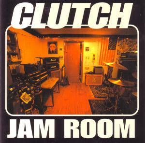 Cover - Clutch: Jam Room