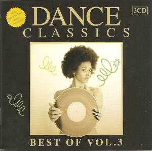 Cover - Ollie & Jerry: Dance Classics Best Of Vol. 3