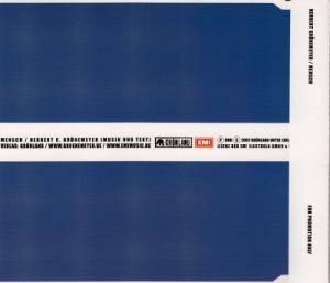 Herbert Grönemeyer: Mensch (Promo-Single-CD) - Bild 2