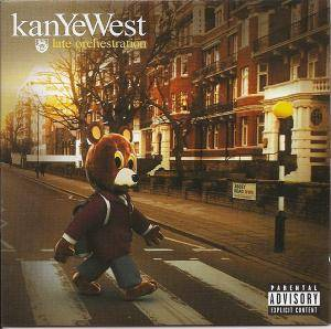 Kanye West: Late Orchestration - Cover