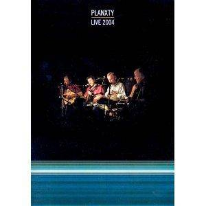 Cover - Planxty: Live 2004