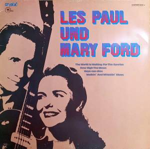 Cover - Les Paul & Mary Ford: Les Paul Und Mary Ford